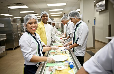 Healthcare Catering Services